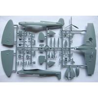 Spitfire PR Mk. IV Trop высотный фоторазведчик. SW72044 Sword 1:72
