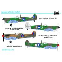 Spitfire Mk. Vc Trop истребитель RAAF. SW72045 Sword 1:72