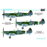 Spitfire LF Mk.XVI низковысотный истребитель-бомбардировщик. SW72051 Sword 1:72