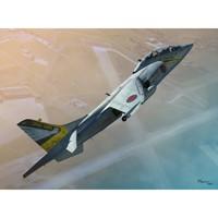 Harrier T Mk.4-4N  учебно-тренировочный штурмовик вертикального взлета. SW72062 Sword 1:72