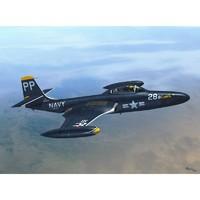 F2H-2P Banshee палубный разведчик. SW72078 Sword 1:72
