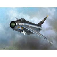 Lightning F.1 многоцелевой истребитель. SW72081 Sword 1:72