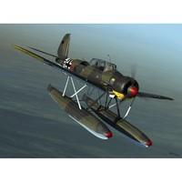 Arado Ar-196A-3 разведчик и патрульный самолет берегового базирования. SW72085 Sword 1:72