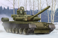 Т-80БВ ОБТ. 05566 Trumpeter 1:35