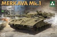 Merkava Mk.1 израильский ОБТ. 2078 Takom 1:35