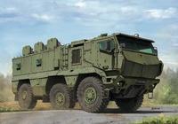 "Russian MRAP KAMAZ-63968 ""Typhoon-K"" с интерьером. 2082 Takom 1:35"