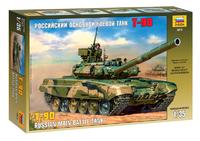 Российский основной боевой танк Т-90 :: Звезда 3573 1:35