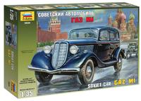 """ГАЗ-М1 """"Эмка"""". Сборная модель автомобиля в масштабе 1:35 <3634 zv>"""