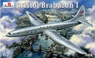 Bristol Brabazon Type 167 - 72028 Amodel 1:72