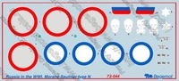 Россия в I мировой войне - Моран Солнье тип Н - Масштаб 1/72