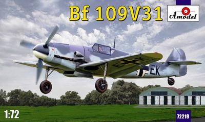 Bf.109V31 - 72219 Amodel 1:72