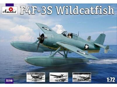 F4F-3S Wildcatfish - 72210 Amodel 1:72