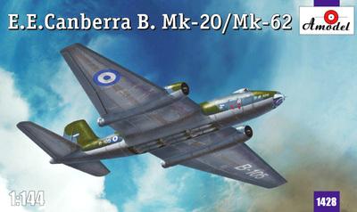 Canberra B Mk.20/62 - 1428 Amodel 1:144