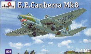 Canberra Mk.8 - 1429 Amodel 1:144