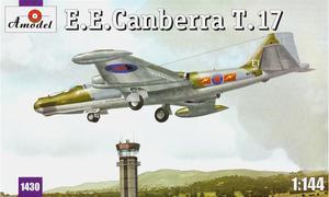 Canberra T-17 - 1430 Amodel 1:144
