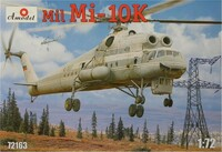 Ми-10К вертолет-кран - 72163 Amodel 1:72