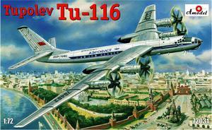 Ту-116 - 72031 Amodel 1:72