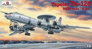 Ту-126 - 72017 Amodel 1:72