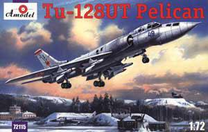 Ту-128УТ - 72115 Amodel 1:72