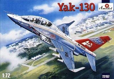 Як-130 - 72157 Amodel 1:72