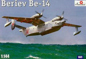 Бе-14 - 1441 Amodel 1:144
