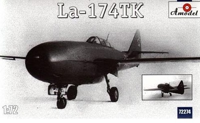 Ла-174ТК - 72274 Amodel 1:72