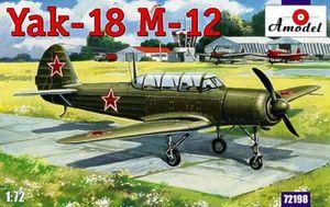Як-18 - 72198 Amodel 1:72