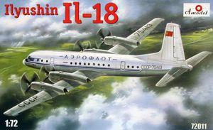 Ил-18 - 72011 Amodel 1:72