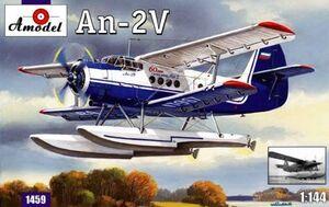 Ан-2В - 1459 Amodel 1:144
