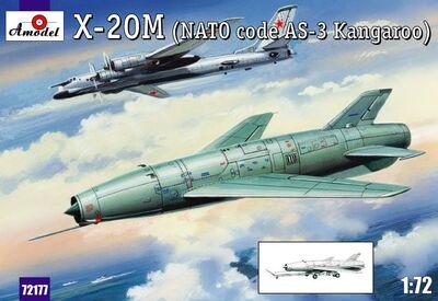 Х-20М - 72177 Amodel 1:72