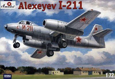 И-211 - 72251 Amodel 1:72