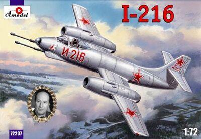 И-216 - 72237 Amodel 1:72