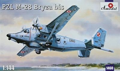 PZL M-28 Bryza Bis - 1460 Amodel 1:144