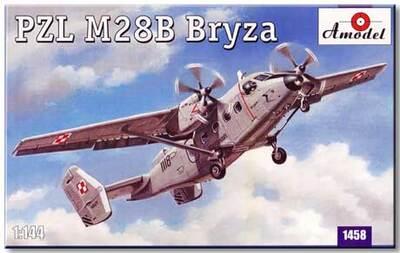 PZL M-28 Bryza - 1458 Amodel 1:144