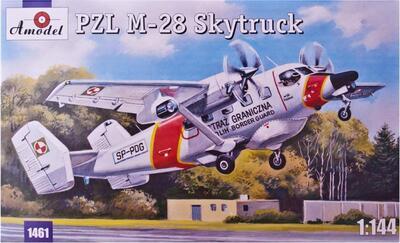 PZL M-28 Skytruck - 1461 Amodel 1:144
