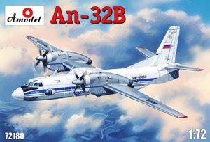 Ан-32Б - 72180 Amodel 1:72