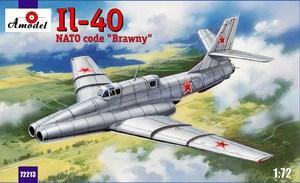 Ил-40П - 72213 Amodel 1:72