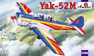 Як-52М - 72144 Amodel 1:72