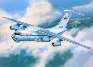 Ил-76 - 72012 Amodel 1:72