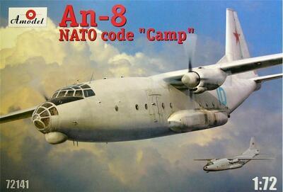Ан-8 - 72141 Amodel 1:72