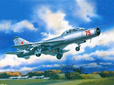 Су-9У - 72122 Amodel 1:72