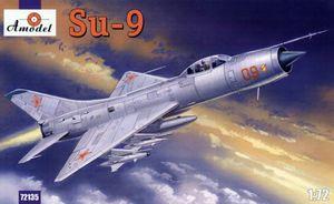 Су-9 - 72135 Amodel 1:72