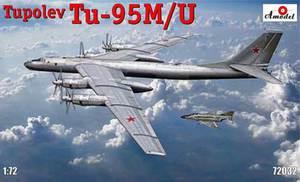 Ту-95 - 72032 Amodel 1:72