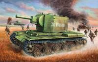 КВ-2 тяжелый танк - 00312 Trumpeter 1:35