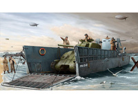 WWII US Navy LCM (3) Landing craft - 00347 Trumpeter 1:35