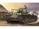 КВ-1 обр.1941 тяжелый танк - 00356 Trumpeter 1:35