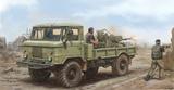 ГАЗ-66 с ЗУ-23-2 легкий грузовик - 01017 Trumpeter 1:35