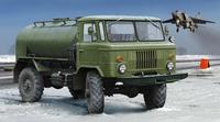 ГАЗ-66 бензовоз - 01018 Trumpeter 1:35