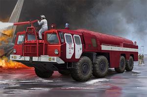 AA-60 (7310) model 160.01 ARFF (аэродромный пожарный автомобиль) - 01074 Trumpeter 1:35