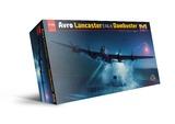 Lancaster Mk.III Dumbuster бомбардировщик - 01E011 HK Models 1:32